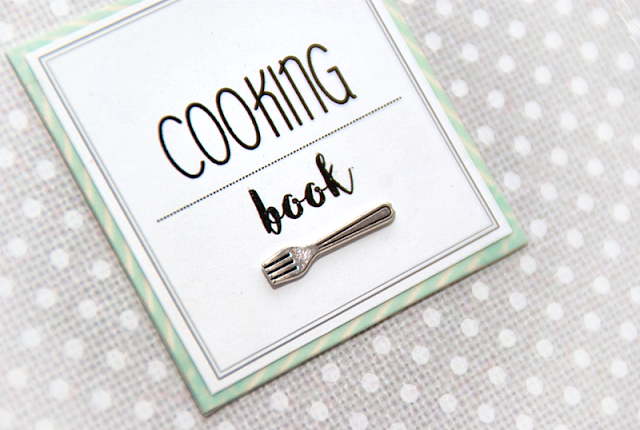 cooking notebook handmade