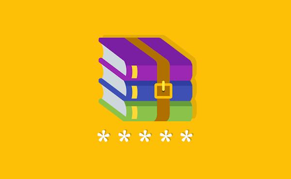 Cara Terbaru Memberi Password pada File WinRAR