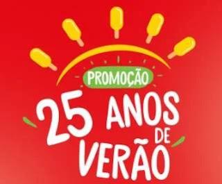Cadastrar Promoção BR Mania 25 Anos de Verão - 25 Mil Reais Todo Mês e Prêmio Todo Dia