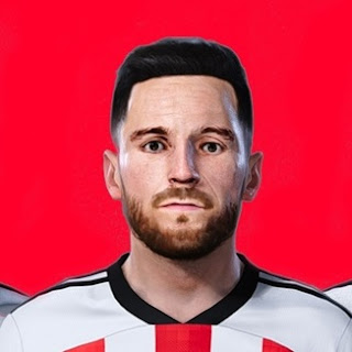 PES 2021 Faces Jack Robinson by Christian Jr