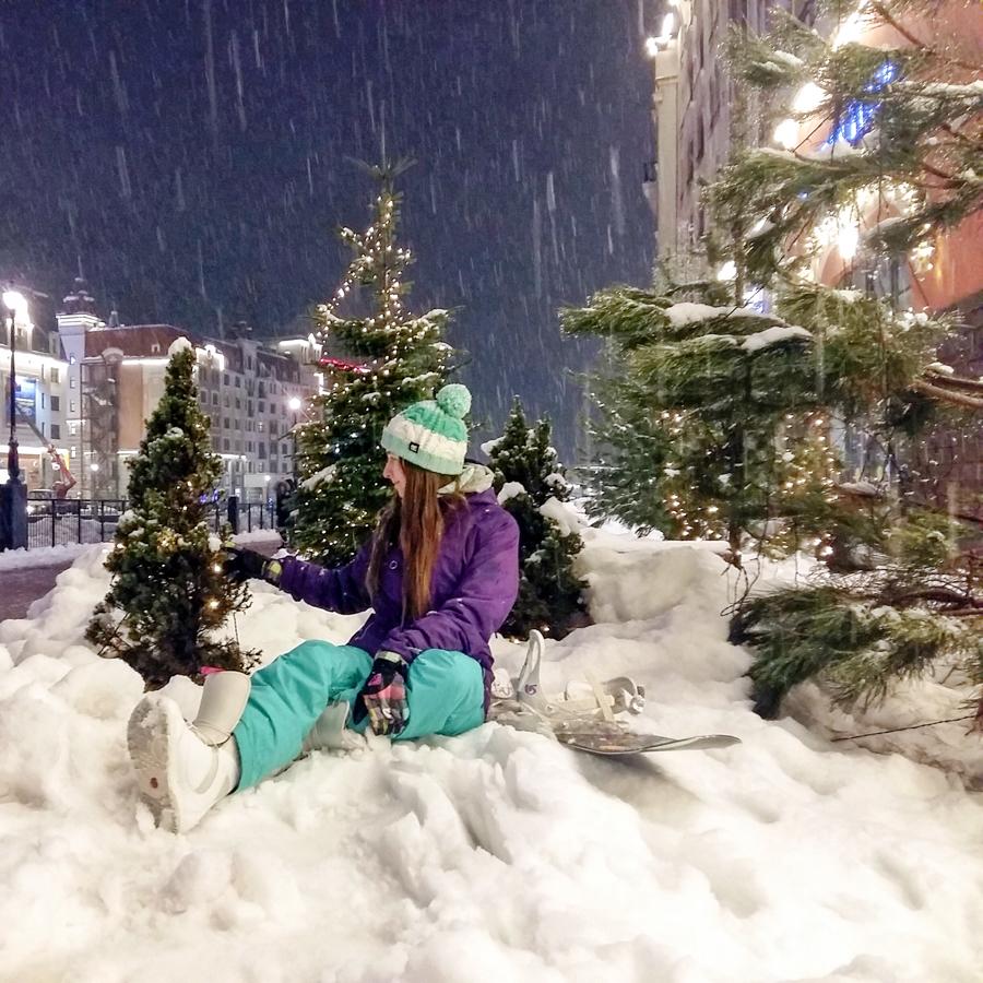 Rosa Khutor, Sochi, Ski resort, Сочи, Роза Хутор