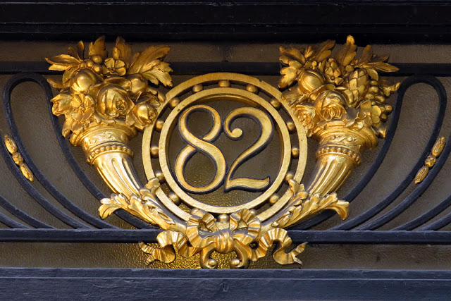 Eighty two Portland Place, Marylebone, London