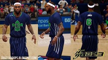 NBA 2k14 2014 NBA All-Star - East Jersey