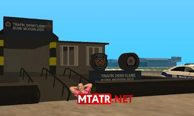 MTA SA Trafik Şube Müdürlüğü