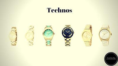 Relógios Femininos da Technos - Top 12 Marcas de Relógios Femininos (com Fotos)