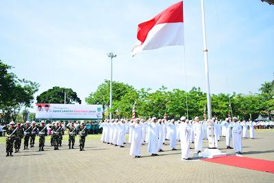 Santri Pasuruan Meriahkan Hari Santri Nasional