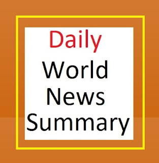 Daily News Summary