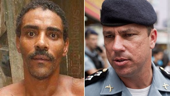 major condenado morte amarildo reintegrado policia