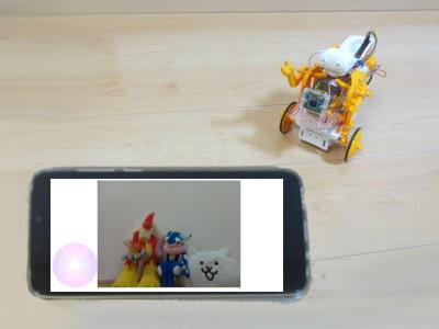 raspi-robot