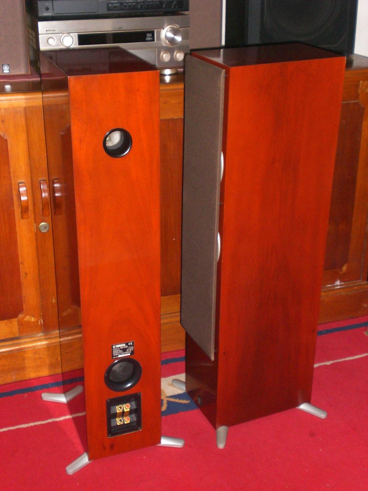 Lentera Akustika Yamaha Ns 515f Floorstanding Speaker