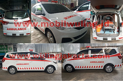 Wuling Ambulance