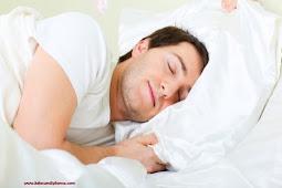 Cara Menghilangkan Ngorok Saat Tidur