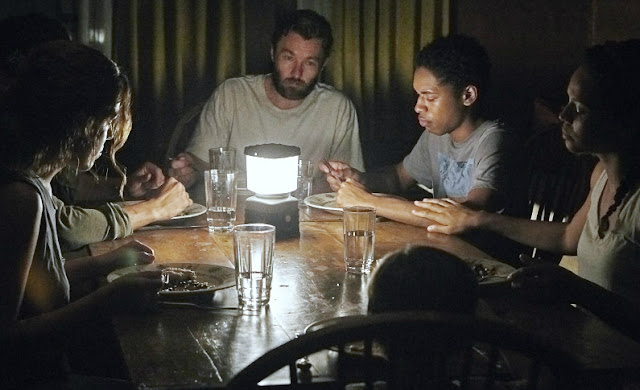 Joel Edgerton, Christopher Abbott, Carmen Ejogo, Kelvin Harrison Jr., Riley Keough