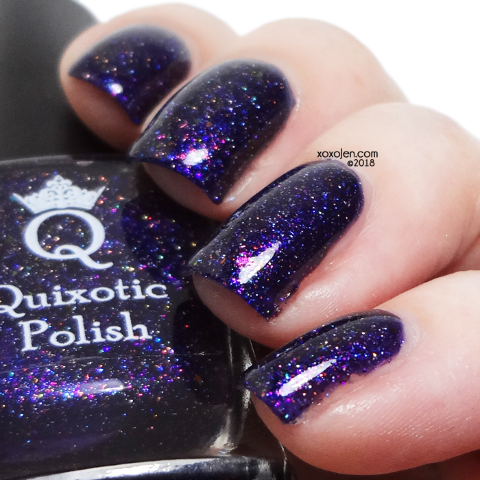 xoxoJen's swatch of Quixotic Polish 5,000 Candles In The Wind