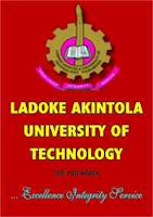 LAUTECH Notice on Payment of Acceptance Fee & Tuition Fee, Verification of Results