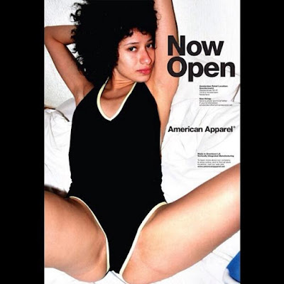 American Apparel - Now Open