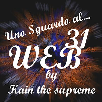 Uno sguardo al #web N° 31