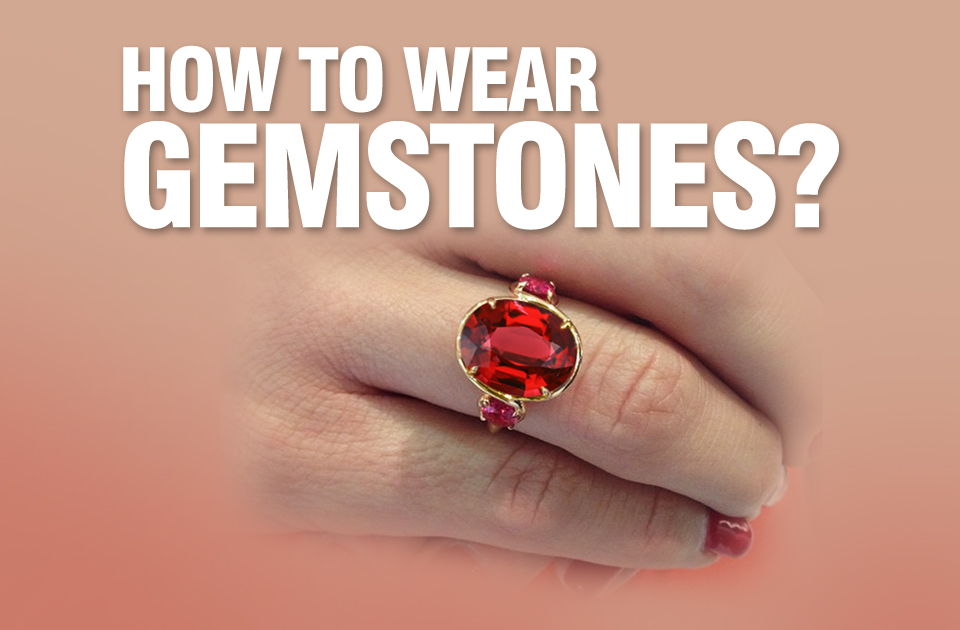 How To Wear Gemstones Vedic Astrology Blog