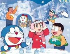 gambar Doraemon petualangan terbaru