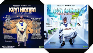 Umar m Shareef  tsintuwa album 2017