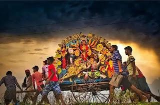 DURGA PUJA WISHES IN BENGALI ((দুর্গাপূজার শুভেচ্ছা মেসেজ)