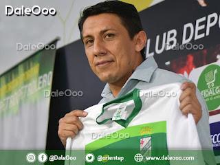Yimy Montaño Villagómez - Presidente de Oriente Petrolero - DaleOoo