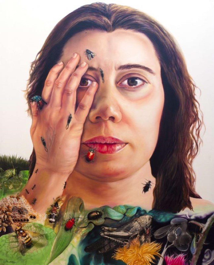 Я - художник эмоций. Ana Gomariz (Amartista)