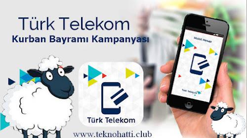 Turk Telekom Kurban Bayramı Kampanyası - 2020