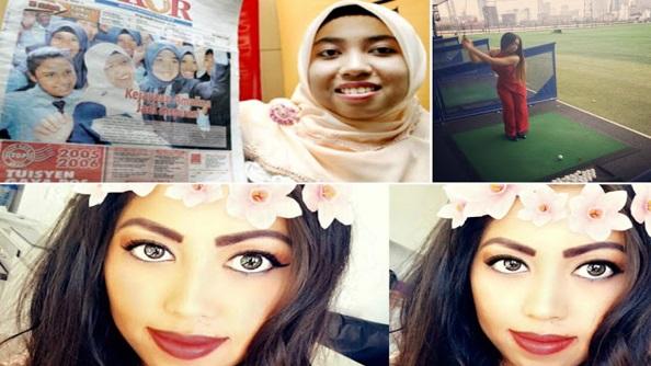 Amalina Che Bakri Kini Digelar Kim Kardashian Malaysia? Mari Lihat Gambar Terkininya