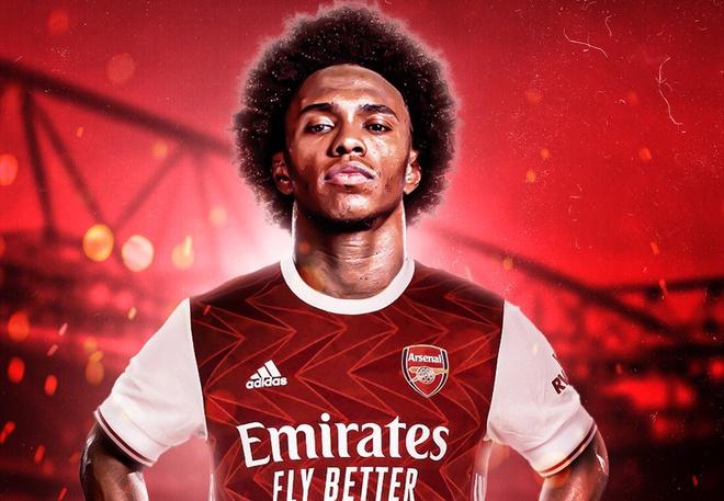 Willian nhận lương chỉ kém một người ở Arsenal