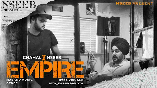 Empire Lyrics-NseeB X Gurkarn Chahal