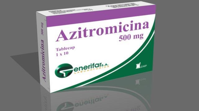 Azitromicina não tem eficácia contra Covid-19, diz estudos