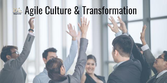 StarCIO Agile Culture and Transformation