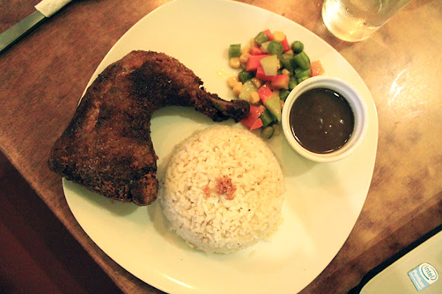 Eastern-Style Chicken at Alexei's Diner & Cafe