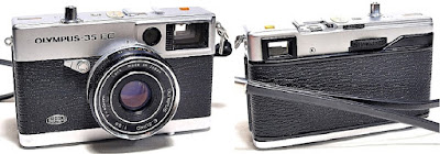 Olympus 35 EC (E.Zuiko 42mm F2.8 Lens) #415