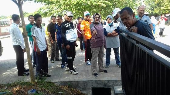 Plt Bupati Subang Tinjau Pasar Sukamelang