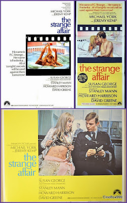 The Strange Affair. 1968.