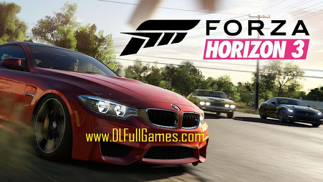 Forza Horizon 3 Inc. All DLC's and 4K Textures Repack