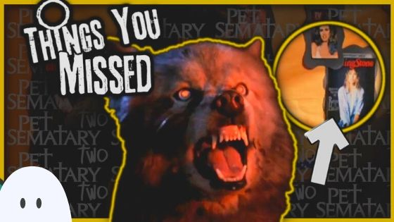 Things You Missed In Pet Sematary II (1992)