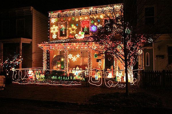 christmas home decor photos modern house outdoor christmas decorating ideas with 10580