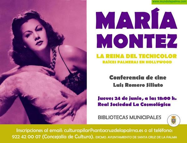 El Ayuntamiento rinde homenaje a la actriz de Hollywood con orígenes palmeros María Montez