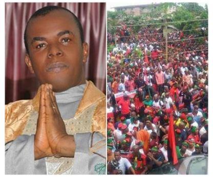 Biafra Agitators Being Deceived by Nnamdi Kanu – Fr. Mbaka Speaks on Biafra
