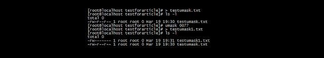Как установить права доступа в Linux