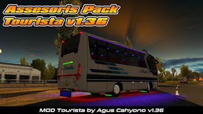 Assesoris Pack Mod Bus Medium Tourista Agus Cahyono 1.36-1.37