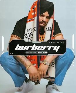 Sidhu Moose Wala - Burberry Lyrics