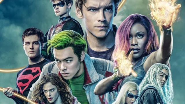 Análise Crítica – Titãs: 2ª Temporada