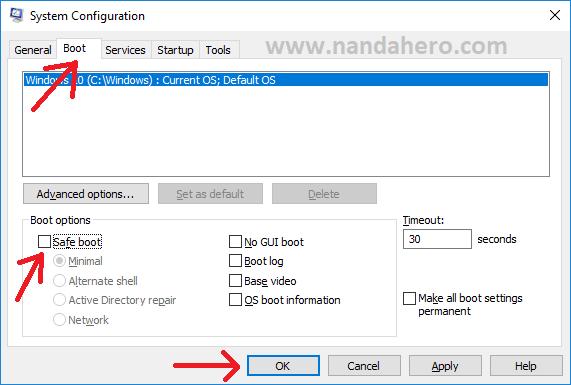 cara menghapus folder yang tidak bisa dihapus dengan cmd