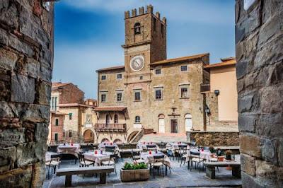 Borgo toscano di Cortona - Arezzo - Itinerario 2 giorni tra  Toscana e Umbria