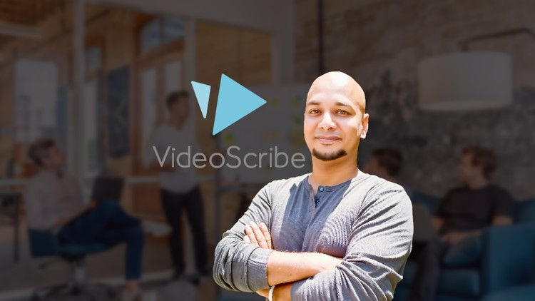 Free  Whiteboard Animation course | Videoscribe from Scratch