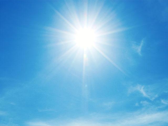 Sol. Foto: Reprodução